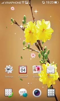 Apricot Blossom Live Wallpaper HD 4K screenshot 15