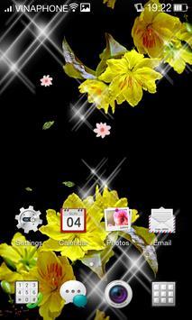Apricot Blossom Live Wallpaper HD 4K screenshot 7