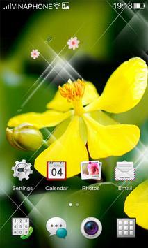 Apricot Blossom Live Wallpaper HD 4K screenshot 8