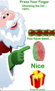 Santa's Naughty Nice Scanner screenshot 6