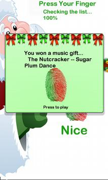 Santa's Naughty Nice Scanner screenshot 7