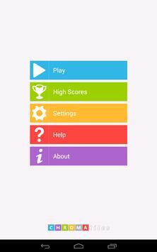 Chromatiles (Columns Game) apk screenshot