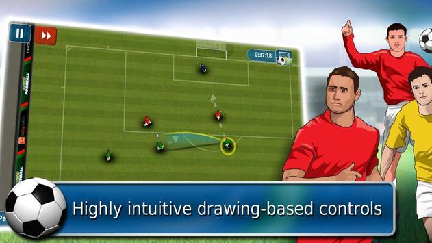 Fluid Soccer poster