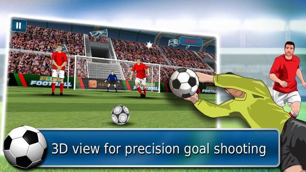 Fluid Soccer screenshot 1