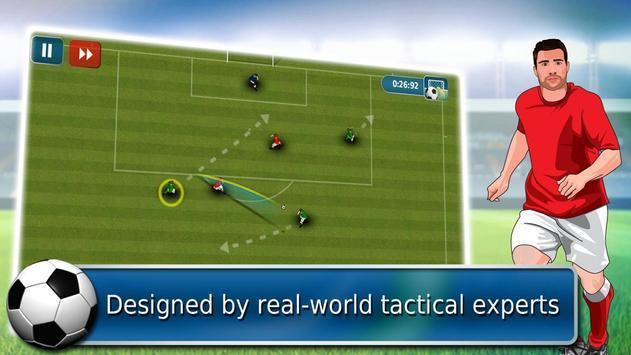 Fluid Soccer screenshot 2