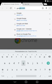 Chrome Beta apk 截图