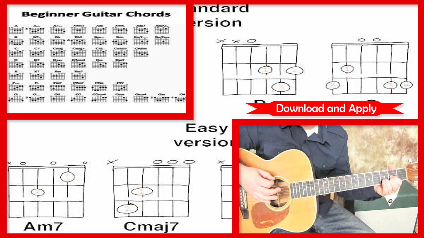 Easy Acoustic Guitar Tutorial Beginner For Android Apk Download