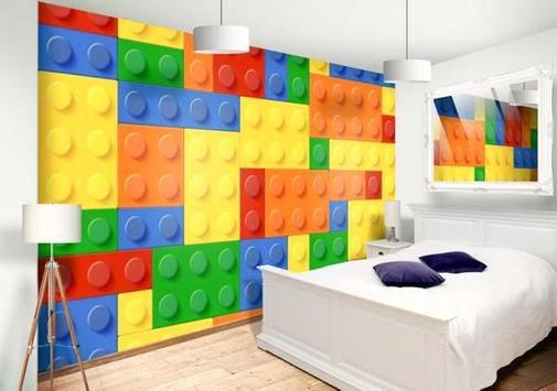 Lego Theme Bedroom Ideas poster