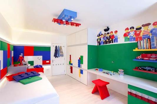 Lego Theme Bedroom Ideas apk screenshot