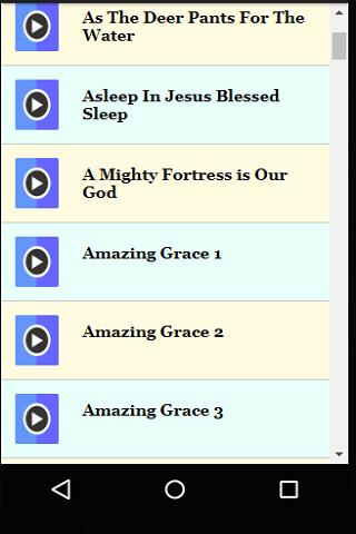 Christian Funeral Hymns & Songs for Android - APK Download