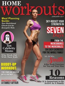 Home Workouts Magazine apk screenshot