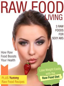 Raw Food Living Magazine apk screenshot