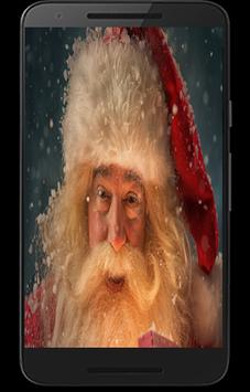 Pro-fake call from Santa prank poster