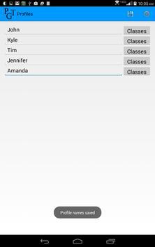Parent Grade Tracker Lite screenshot 6