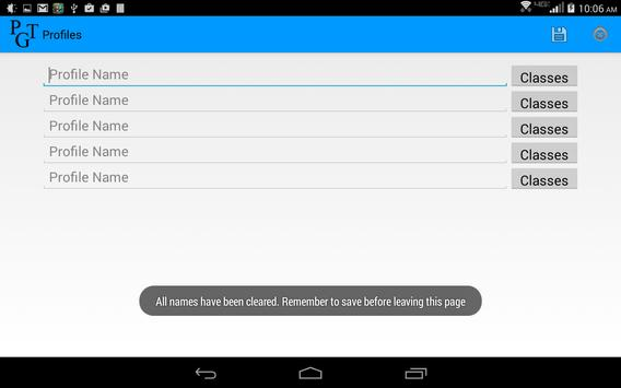 Parent Grade Tracker Lite screenshot 7