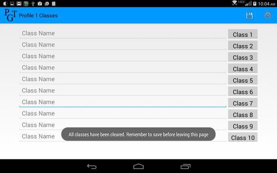 Parent Grade Tracker Lite screenshot 9