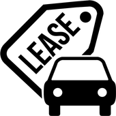 Lease Car Mileage Monitor icon