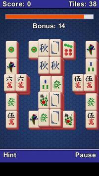 Shanghai Mahjong 2018 poster