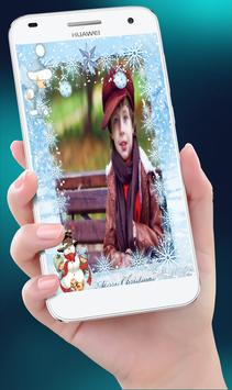 Christmas Photo Frames 2018 screenshot 1