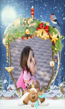 Christmas Photo Frames 2018 screenshot 2