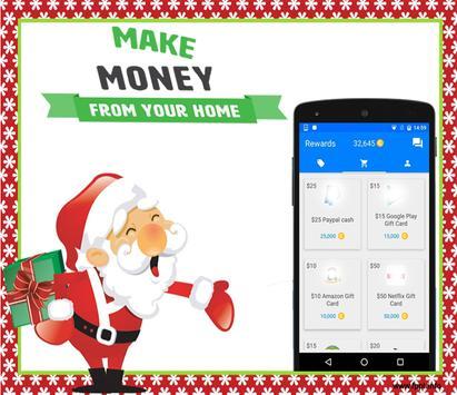 Make money Easy Christmas 2018 poster