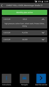Christ Wash App screenshot 3
