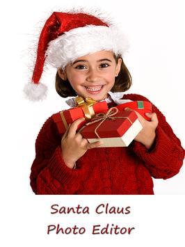 Santa Claus Photo Suit Editor screenshot 4