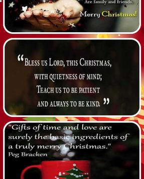 Christmas Magic Quotes screenshot 2