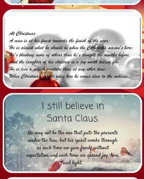 Christmas Magic Quotes screenshot 7