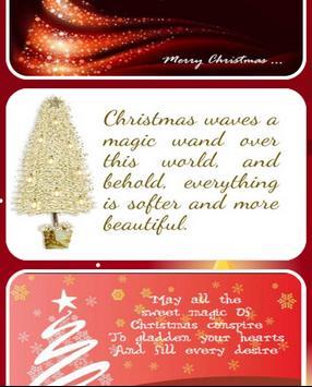 Christmas Magic Quotes screenshot 4