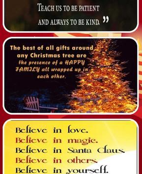 Christmas Magic Quotes screenshot 5