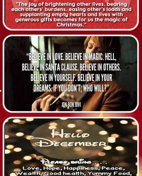 Christmas Magic Quotes screenshot 6