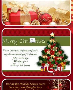 Christmas Message screenshot 4