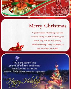 Christmas Message screenshot 6