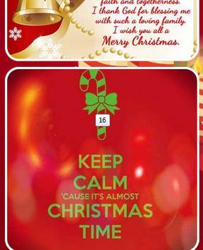 Christmas Message screenshot 2