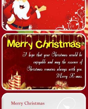 Christmas Message screenshot 3