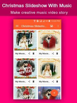 Christmas Slideshow With Music poster