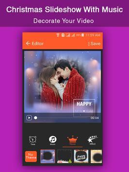 Christmas Slideshow With Music apk screenshot