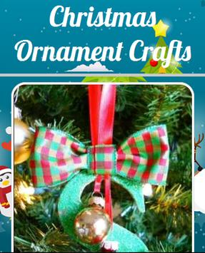 Christmas Ornament Crafts poster
