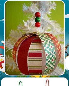 Christmas Ornament Crafts screenshot 5
