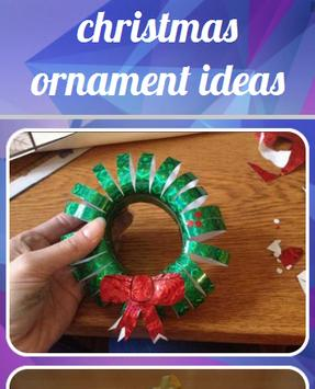 Christmas Ornament Ideas poster