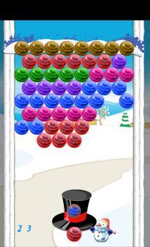 Bubble Shooter: Christmas 2015 screenshot 3