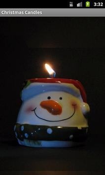 Free Christmas Candles screenshot 1