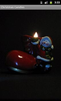 Free Christmas Candles screenshot 2