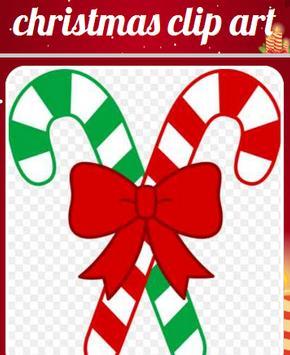 Christmas Clip Art poster