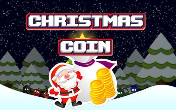Christmas Coin poster