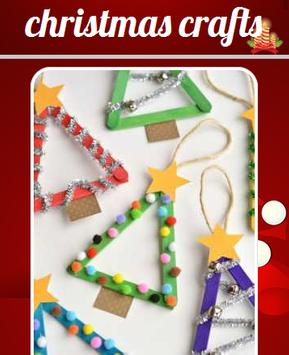 Christmas Crafts poster