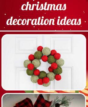 Christmas Decoration Ideas poster