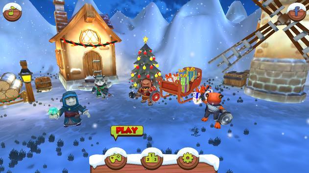 Christmas Tower Defense apk screenshot