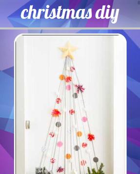Christmas Diy poster
